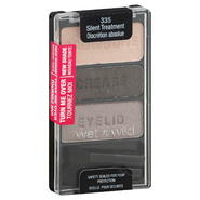 Wet N Wild Coloricon Eye Shadow Trio, Silent Treatment 335, 0.12 oz (3.5 g) at Kmart.com