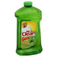 Mr. Clean Multi-Surface Cleaning, Powerful, with Gain, Original Fresh Scent, 40 fl oz (1.25 qt) 1.18 lt at Kmart.com