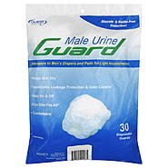Quest Male Urine Guard, 30 guards at Kmart.com