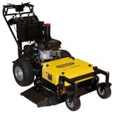 Stanley 36 in. Commercial Duty Dual Hydro Walk-Behind Finish Cut Mower with Floating Deck Powered by Honda GXV530 Engine - Non CA at mygofer.com