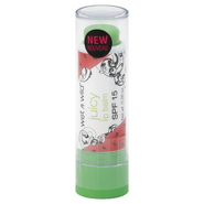 Wet N Wild Juicy Lip Balm, Watermelon 282C, 0.26 oz (7.5 g) at Kmart.com