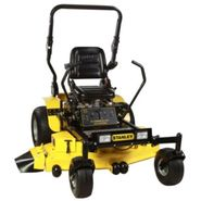 Stanley 24 HP Commercial Duty 54 in. Zero Turn Riding Mower with Roll Bar Powered by Kawasaki FR691V Engine - Non CA at Kmart.com