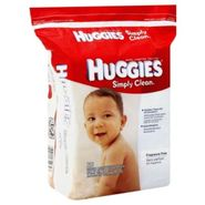 Huggies Simply Clean Wipes, Fragrance Free, 216 wipes at Kmart.com