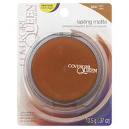 CoverGirl Queen Collection Pressed Powder, Lasting Matte, Golden Q410, 0.37 oz (10.5 g) at Kmart.com