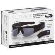Active iVideo Active-i Polarized Sunglasses, Camcorder with LCD Viewer, 1 pair at Kmart.com
