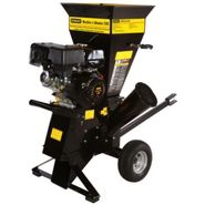 Stanley 15 HP 420cc Commercial Duty Chipper Shredder with 4 in. Diameter Feeder and Electric Start - Non CA at Sears.com