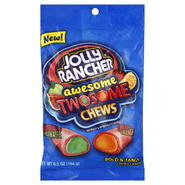 Jolly Rancher Awesome Twosome Chews, Watermelon Green Apple, Cherry Orange, 6.5 oz (184 g) at Kmart.com