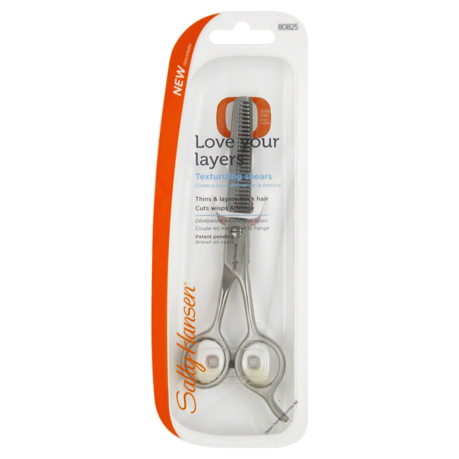 Sally Hansen Shears Texturizing Love Your Layers 1 pair