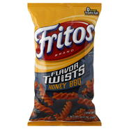 Fritos Corn Snacks, Flavor Twists, Honey BBQ, 10.5 oz (297.6 g) at Kmart.com