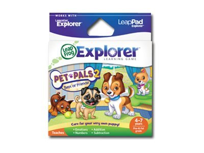 Explorer™ Learning Game: Pet Pals 2                                                                                        at mygofer.com