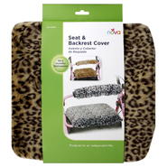 Nova Ortho-Med Inc Seat & Backrest Cover, Safari Cheetah, 1 set at Kmart.com