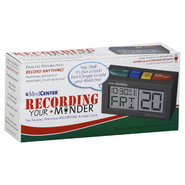 MedCenter Alarm Clock, Recording Your-Minder, 1 clock at Sears.com