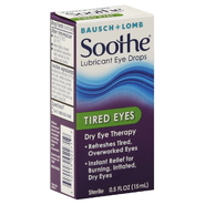 Soothe Xtra Hydration Soothe Eye Drops, Lubricant, Tired Eyes, 0.5 fl oz (15 ml) at Kmart.com