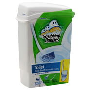Scrubbing Bubbles Toilet Fresh Brush Starter Kit & Caddy, 1 kit at Kmart.com