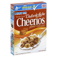 Cheerios Cereal, Caramel Flavored, Dulce De Leche, 12 oz (340 g) at Kmart.com