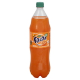 Coca-Cola Soda, Orange, 1.25 lt (42.2 fl oz) 1 qt 10.2 fl oz at mygofer.com