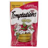 Whiskas Temptations Treats for Cats, Blissful Catnip Flavor, 3 oz (85 g) at Kmart.com