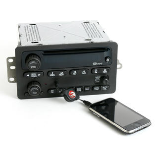 Delphi Delco Electonics Chevy 2000-05 Car Radio AM FM CD Player w Upgraded Aux 3.5mm mp3 Input 10318434 at Sears.com