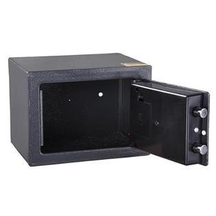 KOVAL INC. Home Office Gray Electronic Digital Safe Box