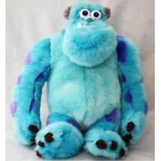disney store sully from monsters inc 15 plush