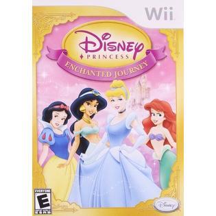 disney princess enchanted journey nintendo wii