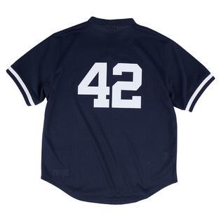 3cfa1c77d ... Authentic BP Jersey Men's. Description. Mitchell & Ness Mitchell & Ness  Mariano Rivera 1995 New York Yankees Mitchell & Ness Authentic