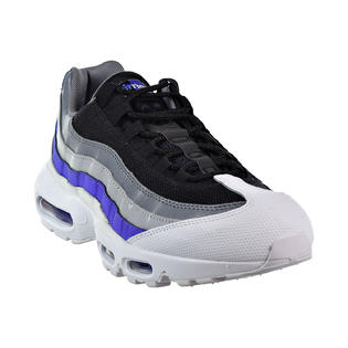 031febf163 Nike Air Max 95 Essential Men's Shoes White/Persian Violet/Cool Grey 749766-110  (10 D(M) US)