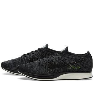 size 40 7963f 7e96d Nike Nike FLYKNIT RACER  BLACKOUT  - 526628-005 1
