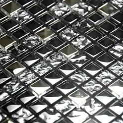 Peel and stick backsplash wall tiles from for Dimensional tile backsplash