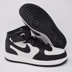 d44ea22dec1546 Nike Air Force 1 MID  07 315123-037 Mens Basketball Shoes Black   White