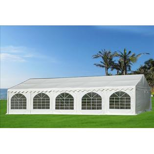 Deltacanopy PVC Party Tent - 32'x20' Heavy Duty 480gram PVC Party Tent at Sears.com
