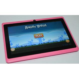 "Zeepad A13 Tablet PC 7"" Android 4.1 Jelly Beans Dual Camera 4GB Pink at Sears.com"