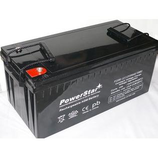 PowerStar 12v 200ah 4D Solar Battery For SBS Storage Battery Systems S12V200 at Sears.com