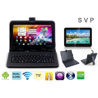 SVP 9 Inch Google Android 4.2 4GB Capacitive Touch Screen Dual Camera Tablet with KeyBoard CASE at Sears.com