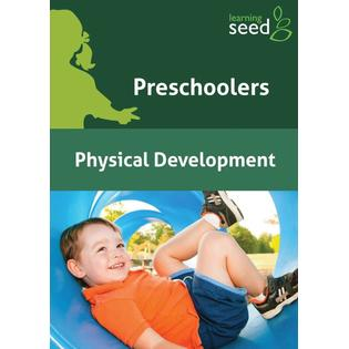 Learning Seed Company Preschoolers-Physical Development DVD at Sears.com