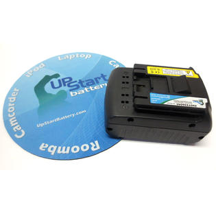 UpStart Battery Bosch CFL180B Power Tool Replacement Battery - 18V. 1500mAh. Lithium-Ion. Li-Ion. at Sears.com