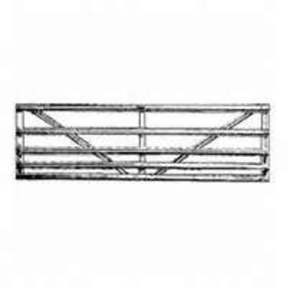 Behlen/Farmaster 50In 12Ft 5Panel Steel Gate  By Behlen/Farmaster at Sears.com