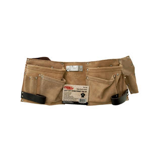 SOD Wholesale Set of 4, Heavy Duty Double Pocket Tool Belt (Tools, Tool Storage & Organization)