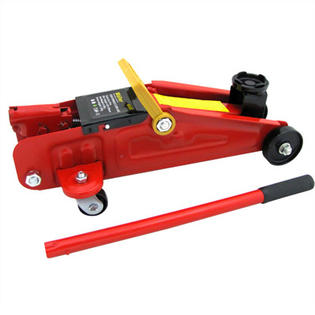 GL 2 Ton Floor Jack Shop Jack Portable Car Jack Folding Hydraulic Floor Jack (Carry Case Included) at Sears.com