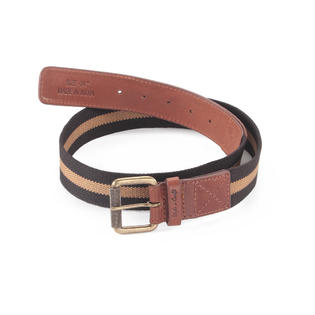 Style N Craft 390343-42 - One and a Half Inch Belt in Leather/Webbing Combination at Sears.com