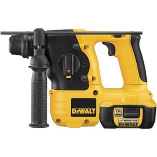 DeWALT DC212Kl 18-Volt 7/8-Inch Lithium-Ion SDS Rotary Hammer Kit at Sears.com