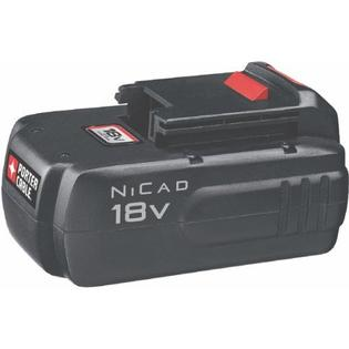 Porter-Cable PC18B 18-Volt NiCd Cordless Battery Pack at Sears.com