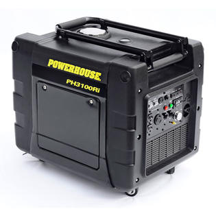 Powerhouse 3100 Watt Inverter Portable Camping Power Generator - PH3100PRI 69273 at Sears.com