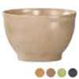 The Rumford Gardener DF600 6-Pack of Ecologic Footed Bowls - 6 x 4.25 Inch  - Ebony Color at Sears.com