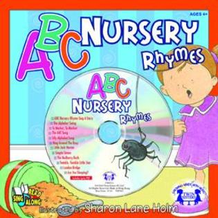 Twin Sisters Productions Productions TW6531 ABC Nursery Rhymes 8x8 Book & CD Set at Sears.com