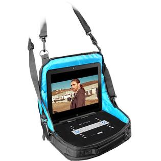 "Accessory Genie In-Car 7""-10"" Portable DVD Player Case for Select APEX / AUDIOVOX / AXION / COBY / GOVIDEO / GPX Systems & More + Accessory Bag at Sears.com"