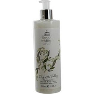 Woods Of Windsor Lily Of The Valley By Woods Of Windsor Moisturizing Hand And Body Lotion 11.8 Oz at Sears.com