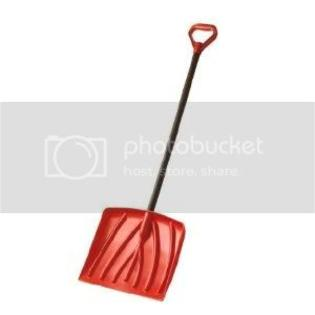 Suncast 12-Inch Kids Snow Shovel With 34-Inch Resin Handle at Sears.com