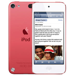 Apple iPod Touch 5th Generation-64GB - Pink - Acceptable at Sears.com
