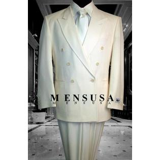 SuitUSA OFF WHITE DOUBLE BREASTED MENS DRESS SUITS at Sears.com